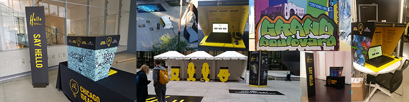 2017 Chicago Ideas Week: Hello Booths