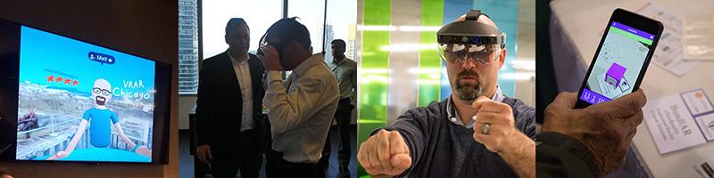 VR vs. AR vs. MR